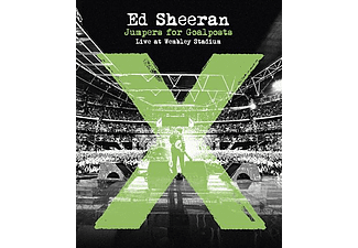 Ed Sheeran - Jumpers for Goalposts - Live at Wembley Stadium (Blu-ray)