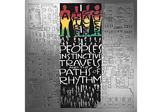 A Tribe Called Quest People's Instinctive Travels And The Paths Of Rhytm CD