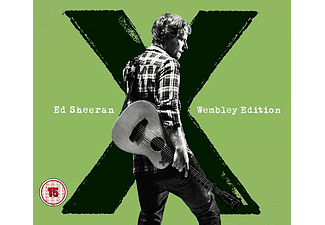 Ed Sheeran - X Wembley Edition (CD + DVD)