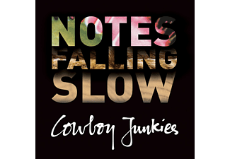 Cowboy Junkies Notes Falling Slow CD