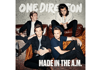 One Direction Made In The A.M. CD