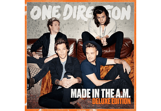One Direction Made In The A.M. (Deluxe Edition) CD