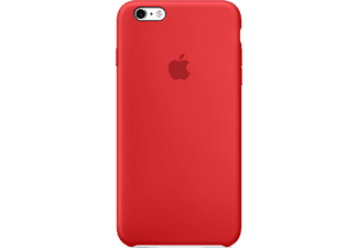 APPLE Siliconenhoesje voor iPhone 6s Plus Rood