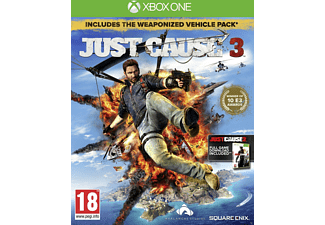 Just Cause 3 D1 Edition Xbox One
