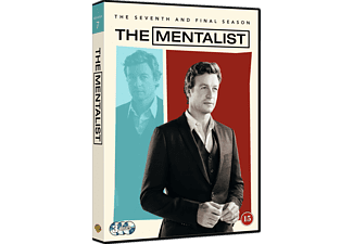 The Mentalist S7 Drama DVD