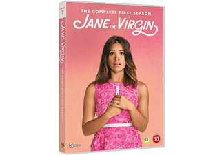 Jane the Virgin S1 Komedi DVD