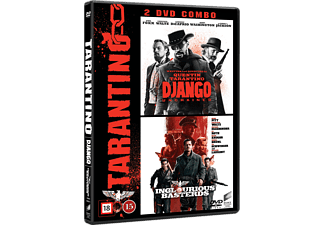 Django unchained/Inglourious basterds box Action DVD