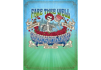Grateful Dead - Fare Thee Well - Celebrating 50 Years (Blu-ray)