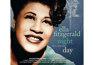 Ella Fitzgerald - Night And Day [CD]