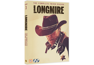 Longmire S3 Action DVD