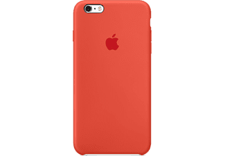 APPLE Siliconenhoesje voor iPhone 6s Plus Oranje