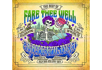 Grateful Dead - Fare Thee Well - Celebrating 50 Years (CD)