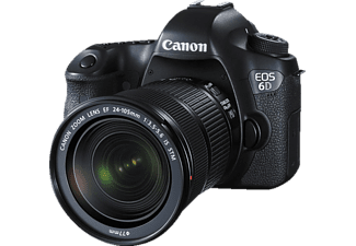 CANON EOS 6 D (WG) + 24-105 3.5-5.6 IS STM - (8035B123AA)