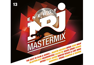 VARIOUS - Energy Mastermix 13 - (CD)