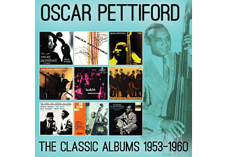 Oscar Pettiford - The Classic Albums 1953-1960 - (CD)