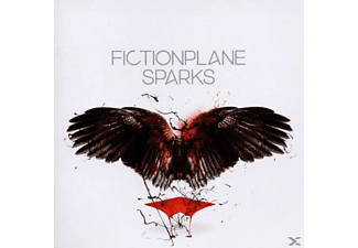 Fiction Plane - Sparks - (CD)