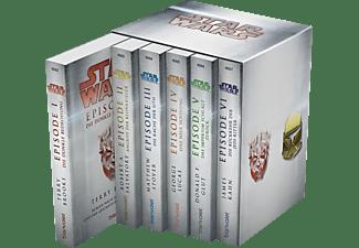 Star Wars™: Episoden I-VI: Exklusiv im Schuber, Science Fiction (Taschenbuch)