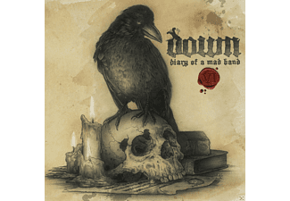 Down - Diary Of A Mad Band. Europe In The Year Of Vi [CD + DVD Video]