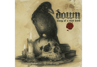 Down - Diary Of A Mad Band. Europe In The Year Of Vi - (CD + DVD Video)