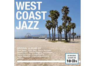 VARIOUS - West Coast Jazz [CD]