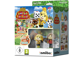 Animal Crossing Amiibo Festival Bundel | Wii U