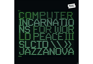 VARIOUS - Computer Incarnations For World Peace 3 [CD]