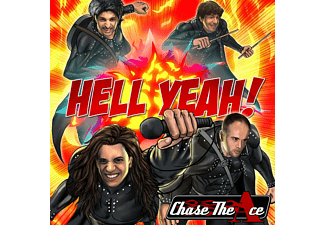 Chase The Ace - Hell Yeah - (CD)