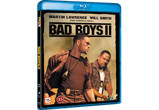 Bad Boys 2 Action Blu-ray