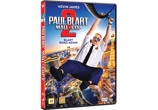 Paul Blart: Mall Cop 2 Komedi DVD
