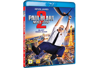 Paul Blart: Mall Cop 2 Komedi Blu-ray
