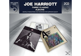Joe Harriott - 3 Classic Albums - (CD)