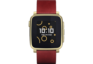 PEBBLE Time Steel Goud
