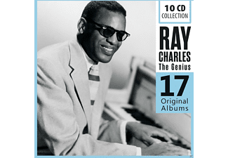 Ray Charles - 19 Original Albums [CD]