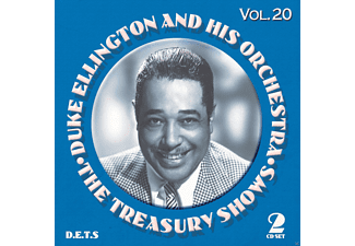 Duke Ellington & His Orchestra - The Treasury Shows Vol. 20 - (CD)