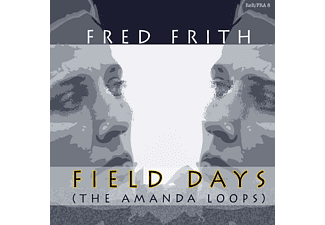 Frith Fred - Field Days - (CD)