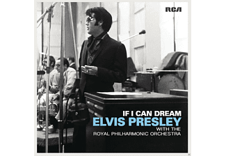 Elvis Presley;Royal Philharmonic Orchestra - If I Can Dream | CD