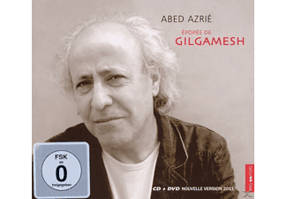 Abed Azrié - Epopee De Gilgamesh - (CD + DVD Video)