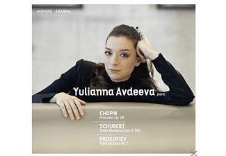 Yulianna Avdeeva - Yulianna Avdeeva - (CD)