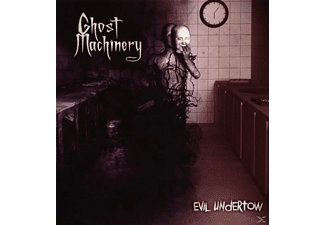 Ghost Machinery - Evil Undertow - (CD)