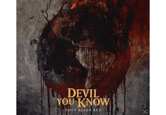 Devil You Know - They Bleed Red - (CD)