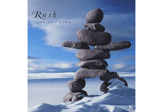 Rush - Test For Echo - (Vinyl)