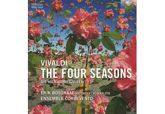 Erik Bosgraaf - Four Seasons [Vinyl]