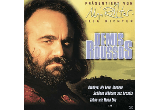 Demis Roussos - GOODBYE MY LOVE GOODBYE [CD]