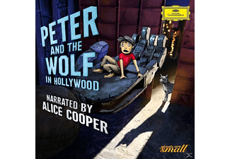 Bundesjugendorchester, Alice Cooper, Alexander Shelley - Peter and the Wolf in Hollywood (Engl. Version) [CD]