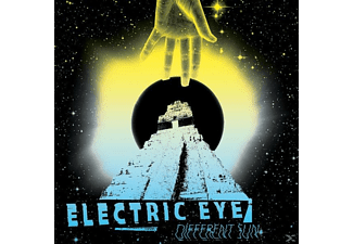 Electric Eye - Different Sun - (CD)