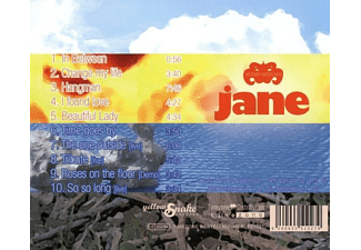 Werner Nadolny's Jane - Inbetween - (CD)