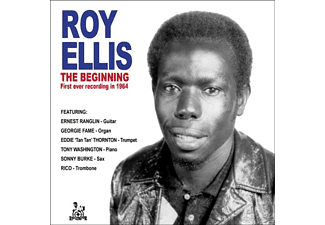 Roy Ellis - The Beginning (First Ever Recording In 1964) - (Vinyl)