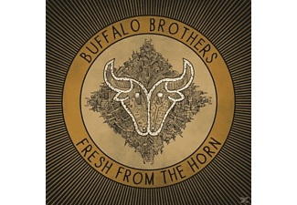 Buffalo Brothers - Fresh From The Horn - (Vinyl)