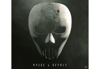Angerfist - Raise & Revolt | CD