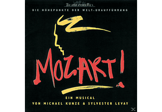 Michael Kosarin, Wien Musical - Mozart - (CD)